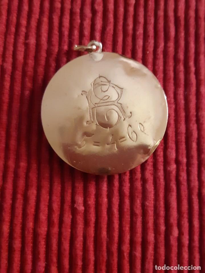Joyeria: Grandiosa medalla oro 18 quilates - Foto 4 - 211421227