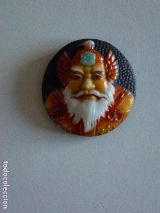 Joyeria: TOSHIKANE - Dios de la Fortuna - Porcelana Japonesa - Foto 3 - 211613492