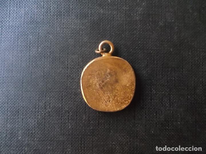 Joyeria: colgante bañado en oro nordico Marco Aurelio emperador romano 222 - 235 dc - Foto 4 - 212476470