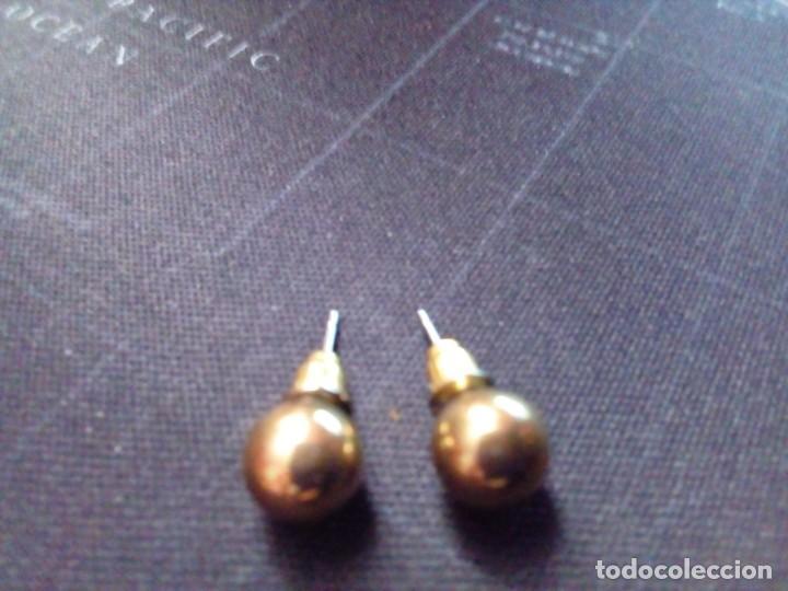 Joyeria: pendientes bolas - Foto 3 - 212905971