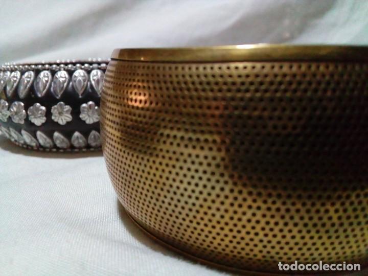 Joyeria: tres pulseras con bonitos dibujos y adarnos - Foto 4 - 212907250