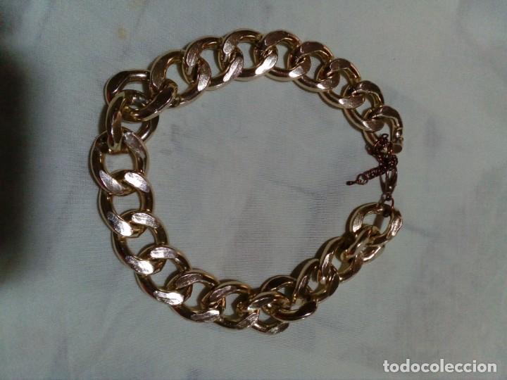 Joyeria: bonito collar en forma de cadena - Foto 2 - 212909338