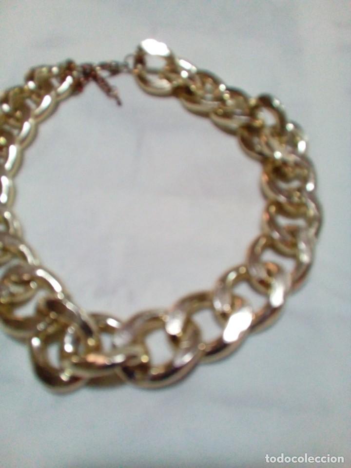 Joyeria: bonito collar en forma de cadena - Foto 3 - 212909338