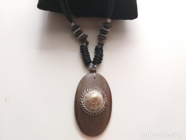 COLLAR. COMBINACION DE ELEMENTOS. 48 CM DE LARGO (Joyería - Collares Antiguos)