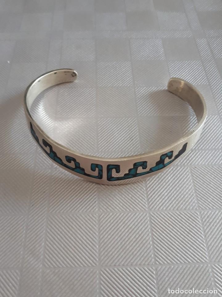 Joyeria: Esclava pulsera de plata mexicana - Foto 3 - 213472835