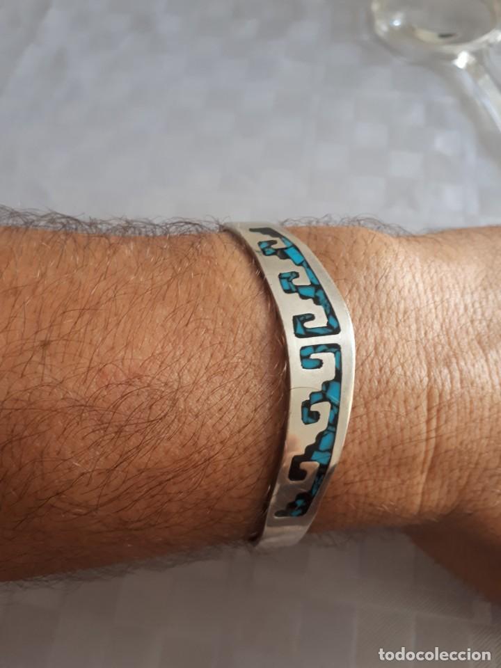 Joyeria: Esclava pulsera de plata mexicana - Foto 4 - 213472835