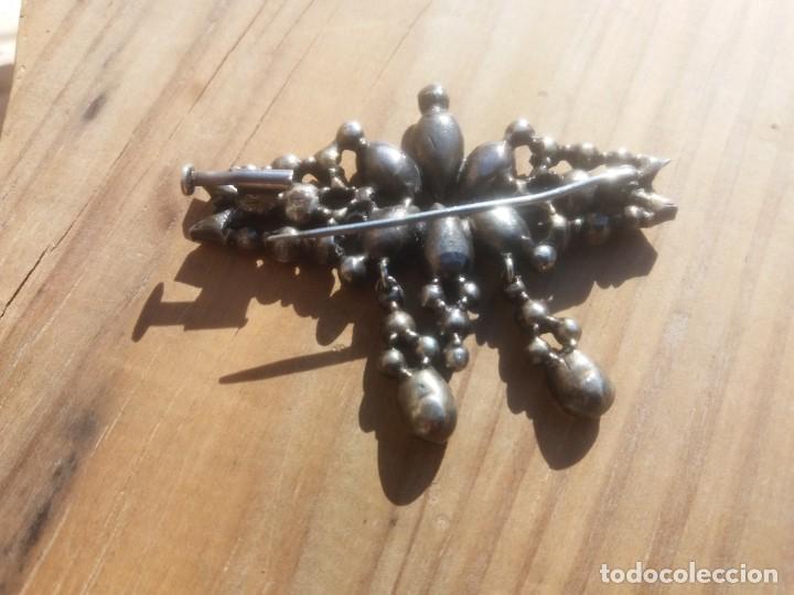Joyeria: Broche, pendientes y colgante joyeria popular catalana o aragonesa XVIII. PIEZAS DE MUSEO.Regionales - Foto 18 - 173126337