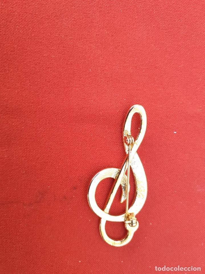 Joyeria: broche nota musical - Foto 2 - 216544166