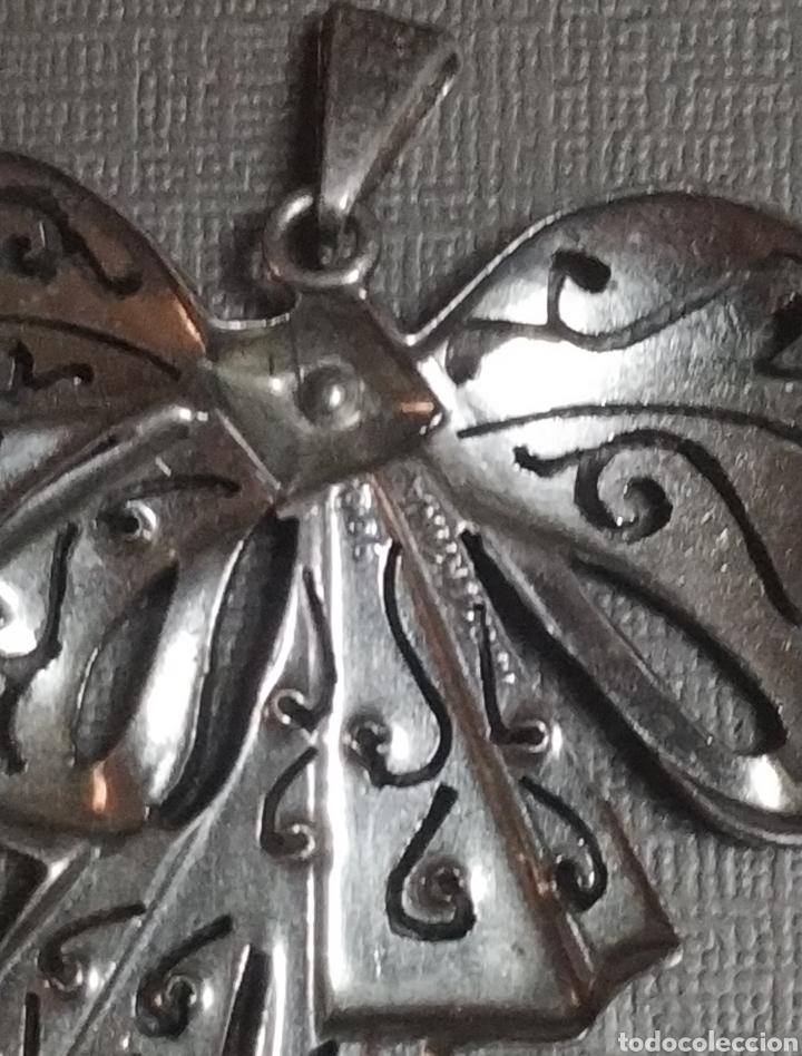 Joyeria: Broche antiguo de plata 925,contrastado - Foto 2 - 216651031