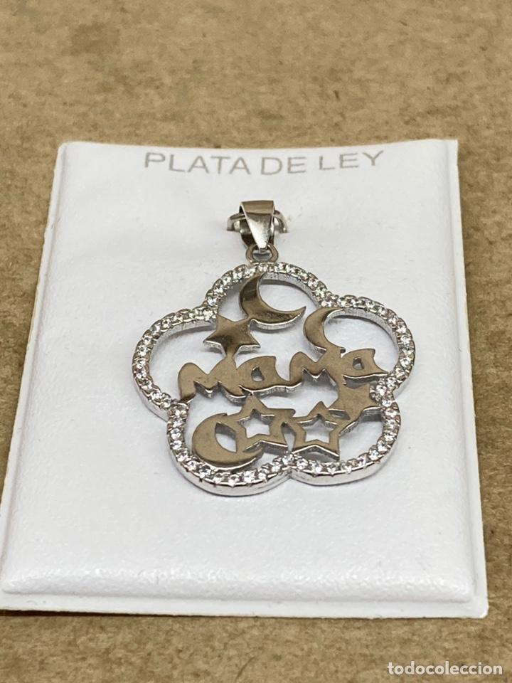 Joyeria: Colgante de plata nuevos - Foto 2 - 218100112