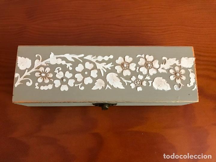 Joyeria: precioso collar/ gargantilla de perlas cultivadas broche de plata de ley 925 con cajita - Foto 6 - 219365222