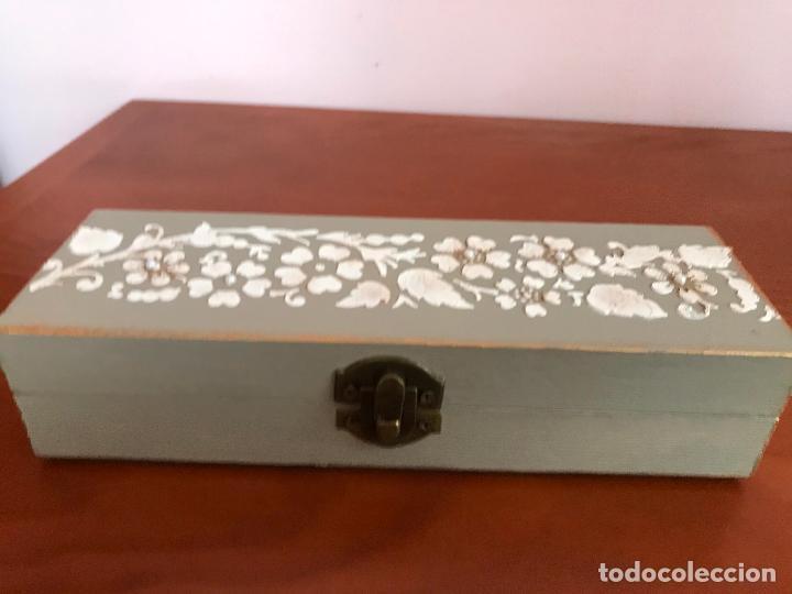 Joyeria: precioso collar/ gargantilla de perlas cultivadas broche de plata de ley 925 con cajita - Foto 8 - 219365222