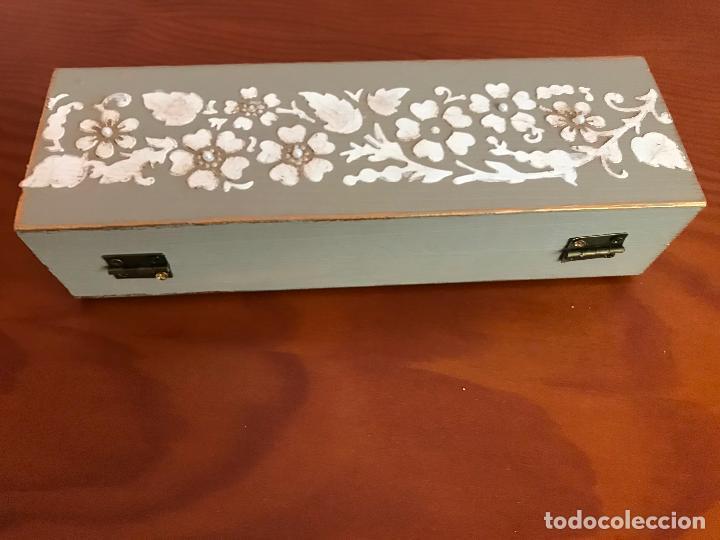 Joyeria: precioso collar/ gargantilla de perlas cultivadas broche de plata de ley 925 con cajita - Foto 9 - 219365222