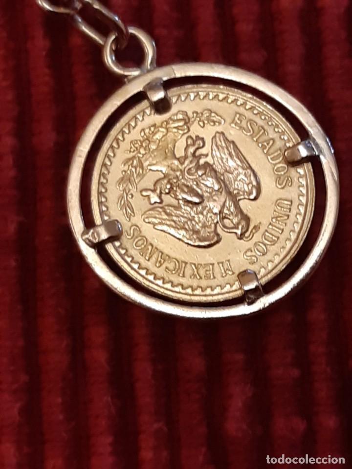 Joyeria: Antigua pulsera con moneda - Foto 5 - 219534678