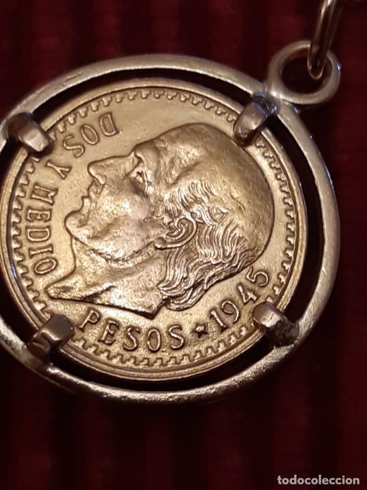 Joyeria: Antigua pulsera con moneda - Foto 9 - 219534678