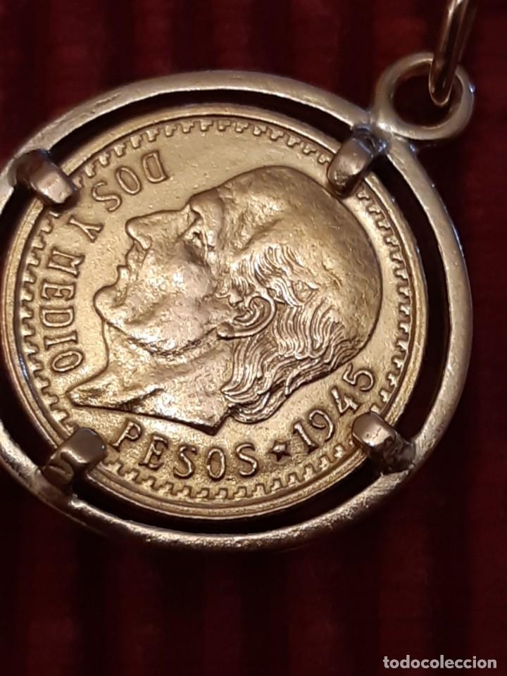 Joyeria: Antigua pulsera con moneda - Foto 10 - 219534678