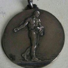 Joyeria: MEDAILLON PLATA - 1959 - HOMBRE SEMBRADOR. Lote 221259353