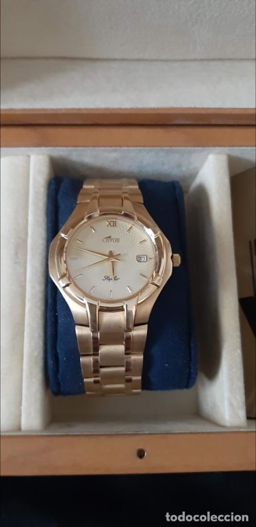 Joyeria: Reloj de oro Lotus Saphir - Foto 2 - 222123652