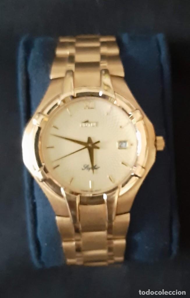 Joyeria: Reloj de oro Lotus Saphir - Foto 4 - 222123652