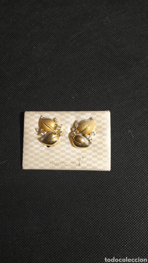 Joyeria: Lindos Pendientes de joyería,chap.oro - Foto 3 - 224916028