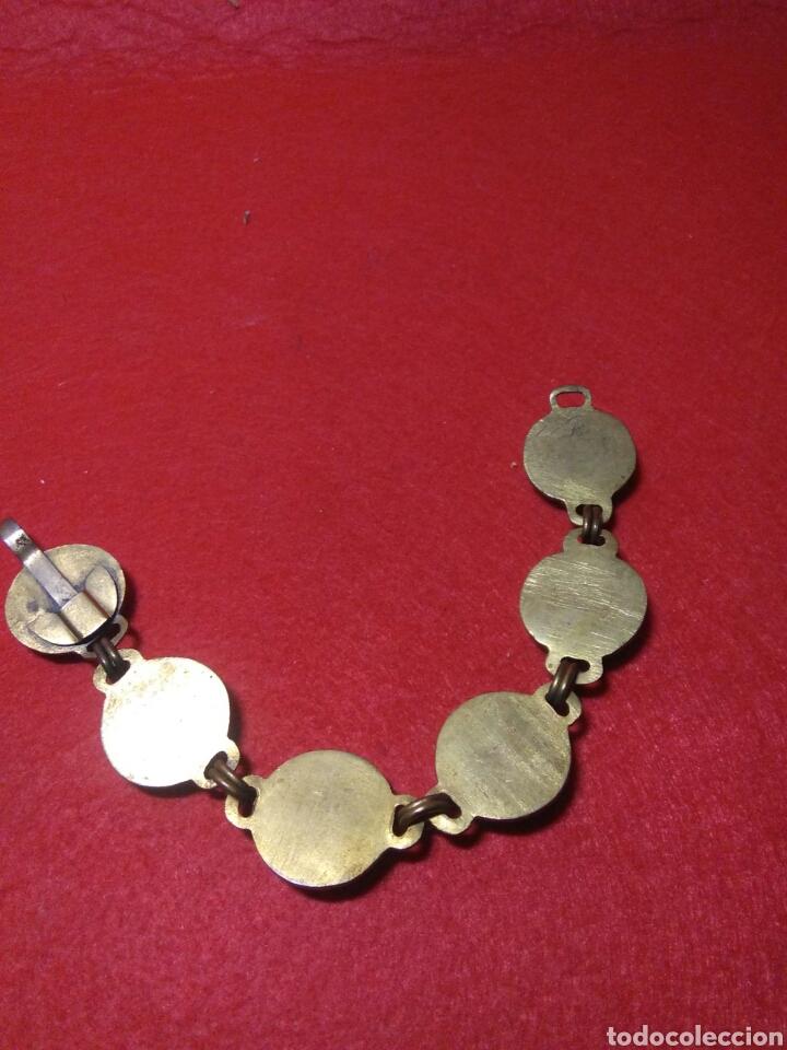 Joyeria: Preciosa y antigua pulsera principio siglo XX - Foto 5 - 225534961