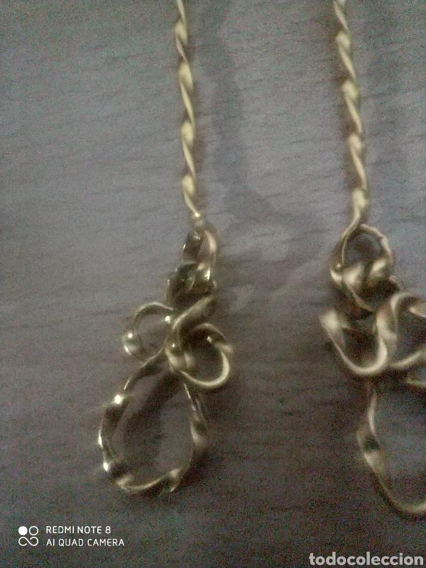 Joyeria: Maravillosos pendientes largos.de.diseño.dorados - Foto 2 - 232226050