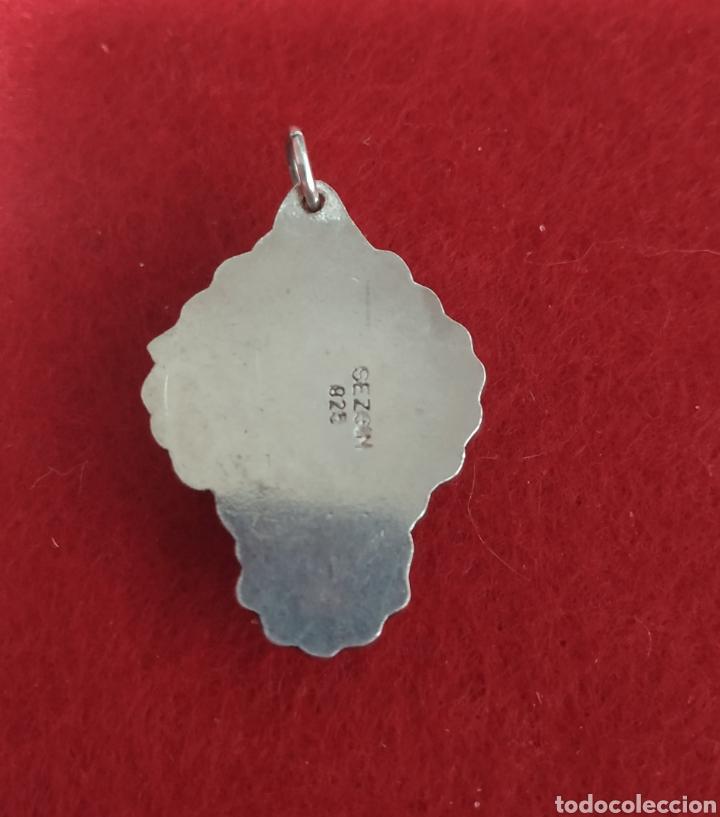 Joyeria: Colgante plata de ley 925 y turquesa - Foto 2 - 232742790