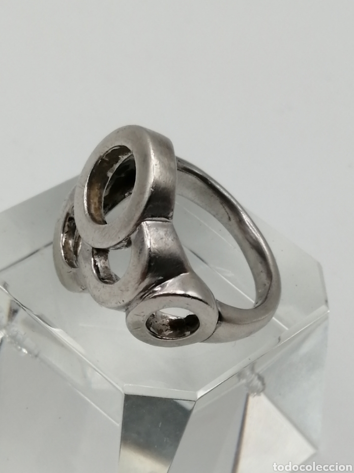 Joyeria: Anillo plata diseño Etena V. J - Foto 3 - 234416465