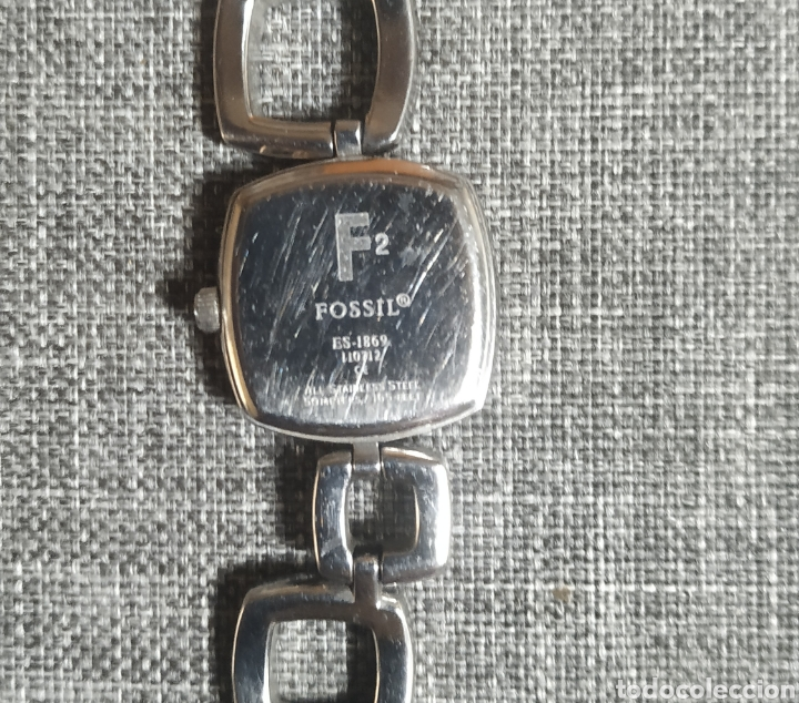 Joyeria: Reloj Fóssil mujer original, enumerado - Foto 3 - 234656250