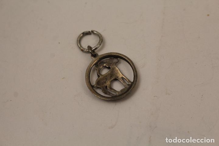 Joyeria: colgante capricornio en plata de ley - Foto 2 - 268860604