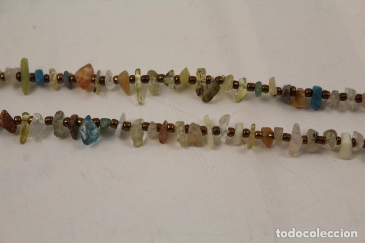 Joyeria: collar con piedras de quarzo - Foto 2 - 268866179