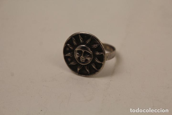 Joyeria: anilo sol en plata de ley - Foto 2 - 268864909