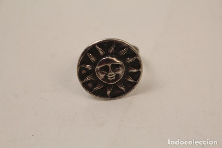 Joyeria: anilo sol en plata de ley - Foto 3 - 268864909