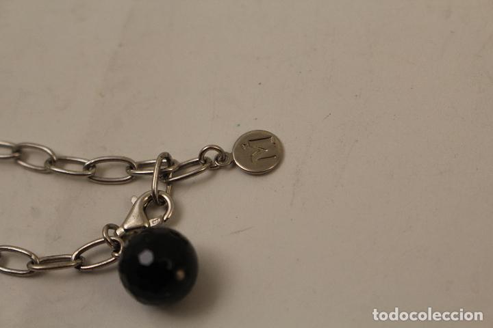 Joyeria: pulsera en plata 925 con onix - Foto 5 - 268865109