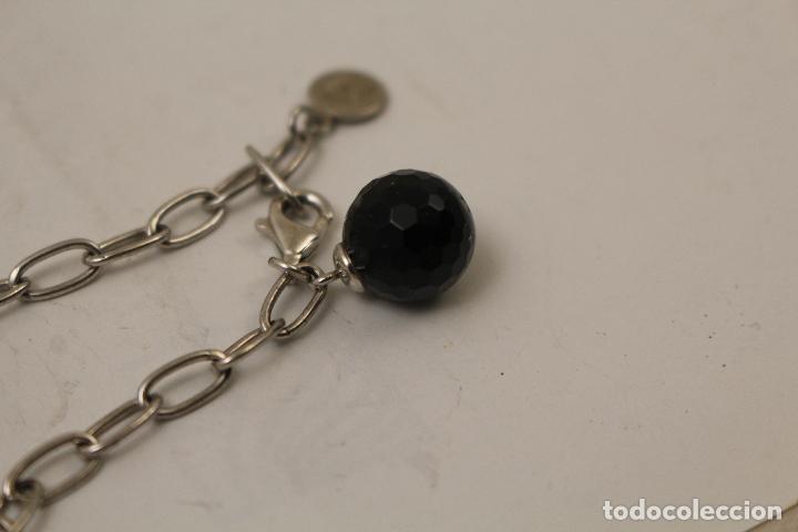 Joyeria: pulsera en plata 925 con onix - Foto 7 - 268865109