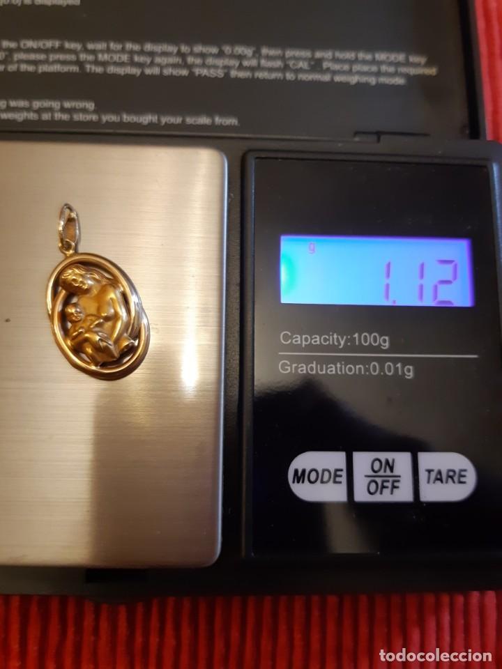 Joyeria: Antigua medalla de la madre de oro de 18 quilates - Foto 8 - 237275595