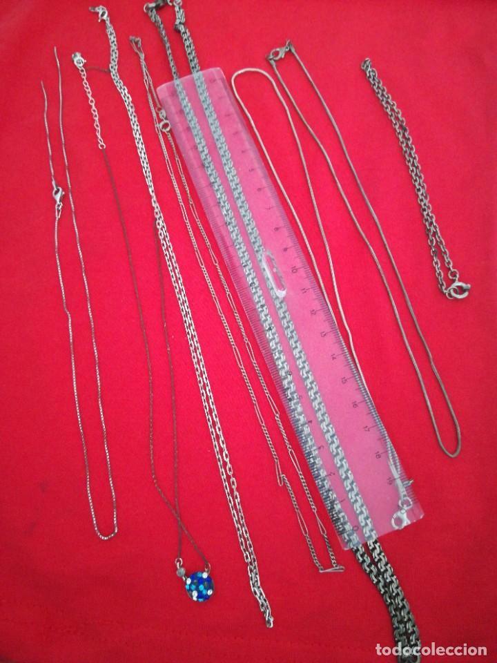 Joyeria: Set cadenas - Foto 2 - 238016935