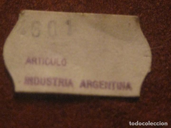 Joyeria: DE AUTÉNTICA PIEL DE SERPIENTE - JOYERO REDONDO DE LUJO. ESPEJO TERCIOPELO SINGULAR EXTRAORDINARIO - Foto 5 - 239446465