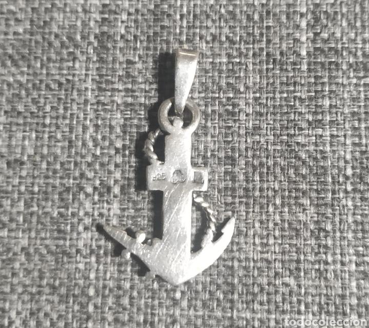 Joyeria: Cruz ancla,plata de ley - Foto 2 - 240521190