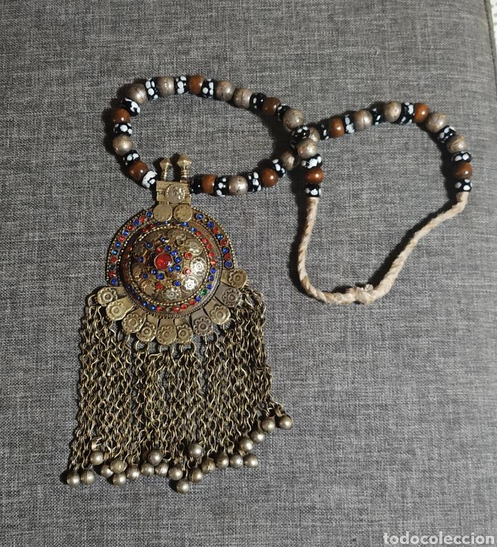 Joyeria: Precioso collar Artesanal de Afganistán - Foto 2 - 244501525