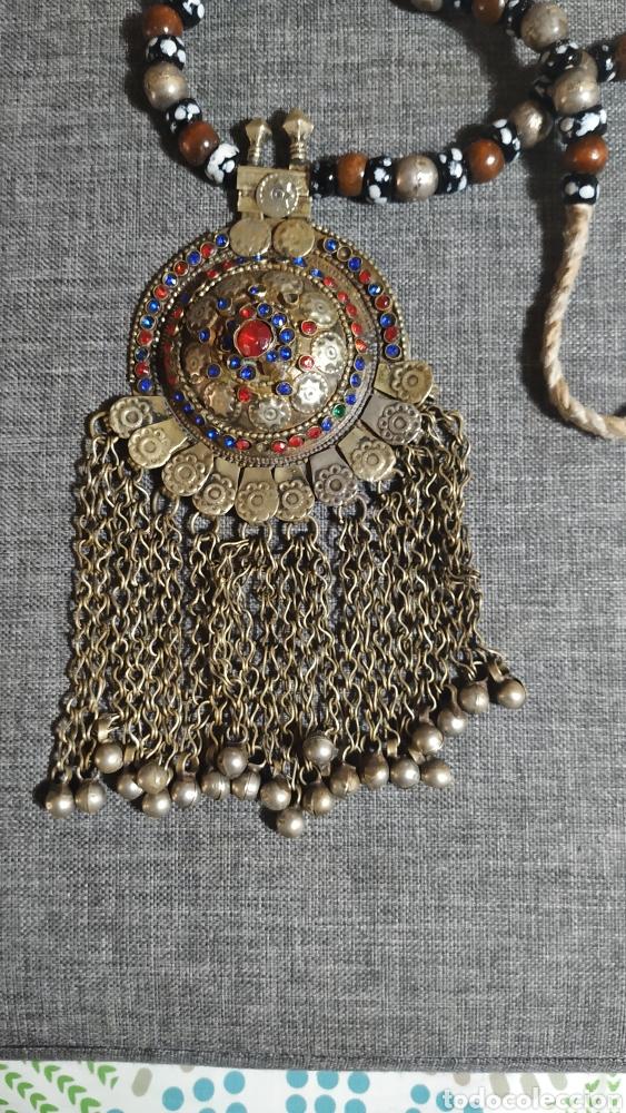 Joyeria: Precioso collar Artesanal de Afganistán - Foto 3 - 244501525