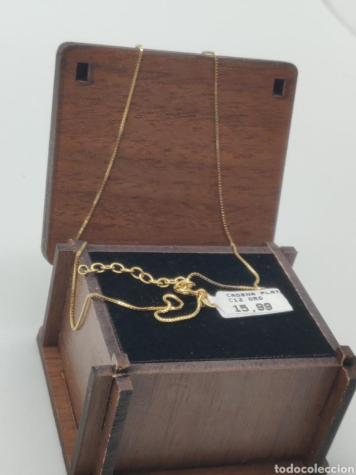 Joyeria: Cadena Volga , de plata vermieli plata y oro. - Foto 8 - 245113790