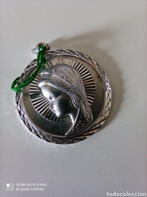 Joyeria: Medalla de plata de la Virgen niña - Foto 4 - 247506480