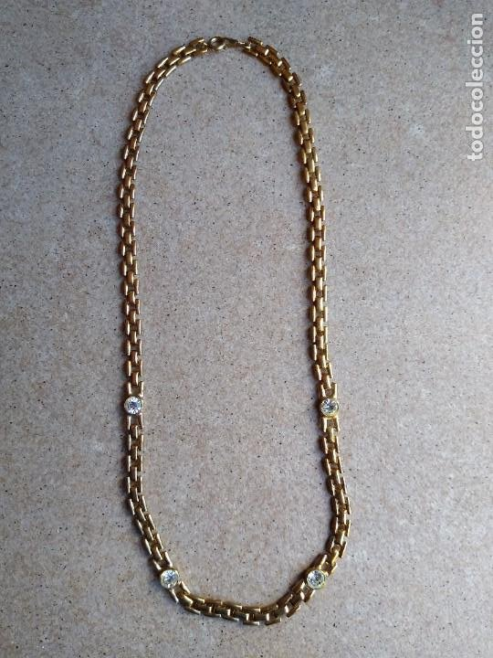 Joyeria: Cadena chapada oro - Foto 2 - 248563680