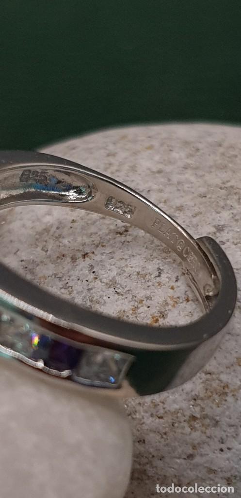 Joyeria: Anillo plata ley 925 ajustable. - Foto 4 - 248619890