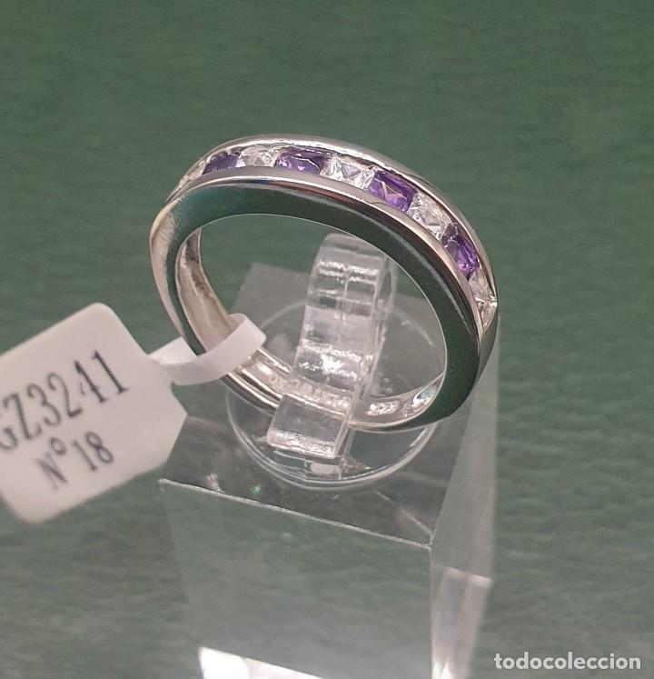 Joyeria: Anillo plata ley 925 ajustable. - Foto 8 - 248619890