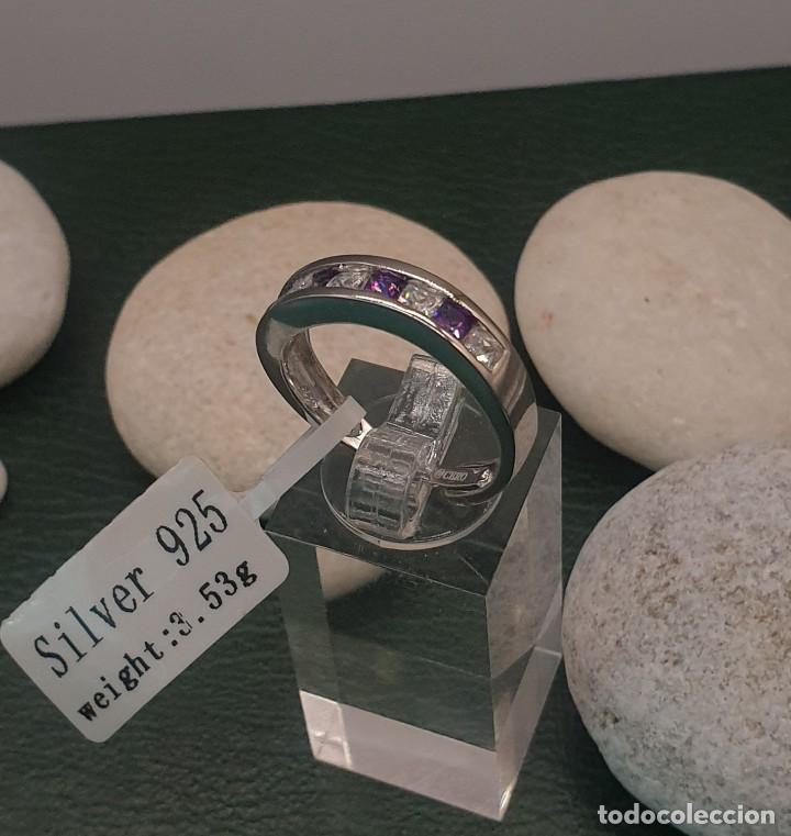 Joyeria: Anillo plata ley 925 ajustable. - Foto 9 - 248619890