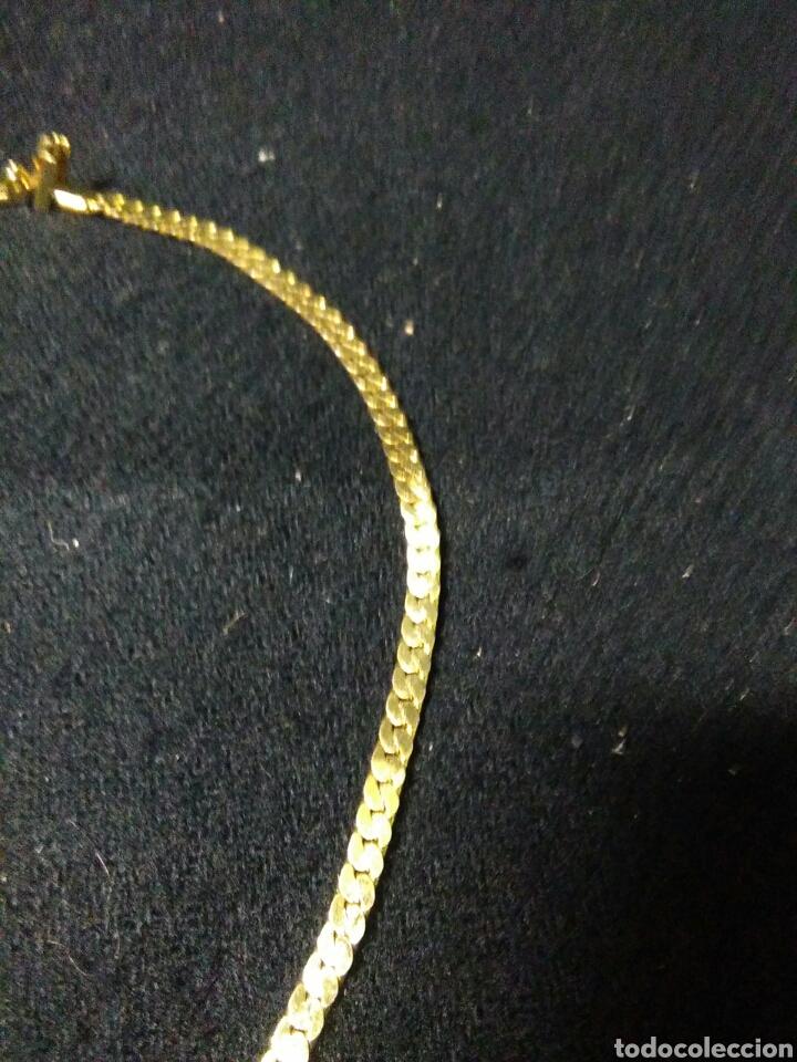 Joyeria: Bonita cadena de mujer o gargantilla baño de oro , - Foto 4 - 248965500