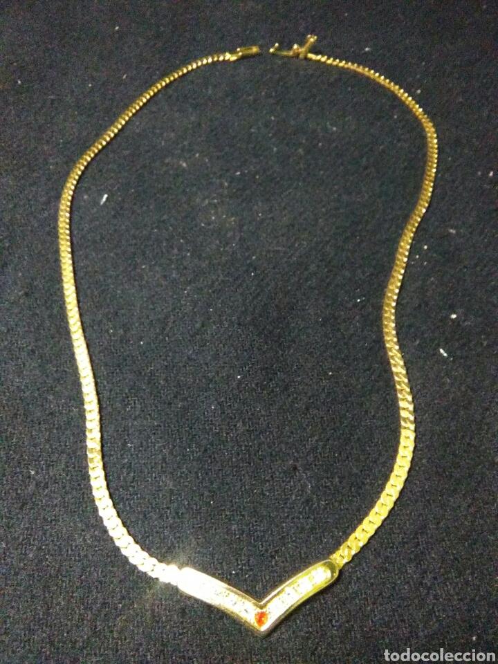 Joyeria: Bonita cadena de mujer o gargantilla baño de oro , - Foto 8 - 248965500