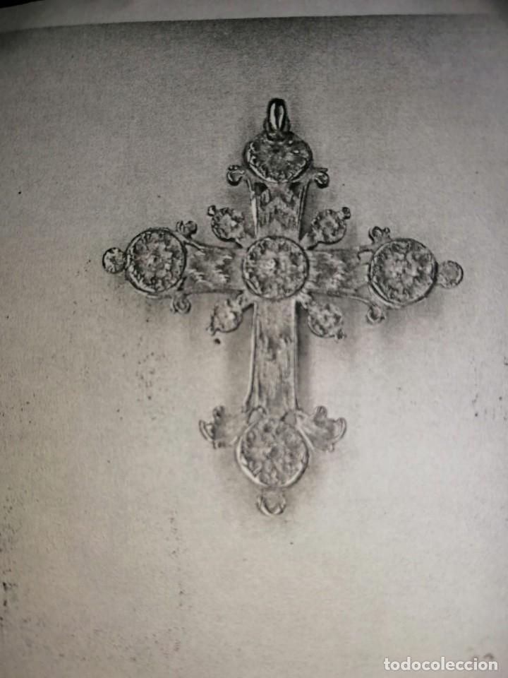 Joyeria: Espectacular cruz en oro y diamantes talla antigua Salamanca siglo XVIII - Foto 13 - 225925275